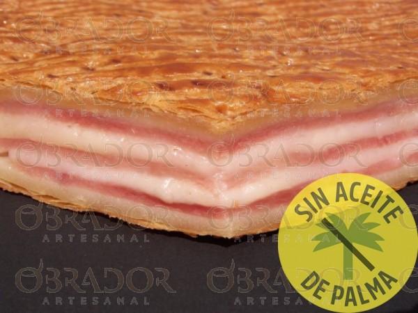 Empanada de jamón york y queso Marcos Conde sin aceite de palma
