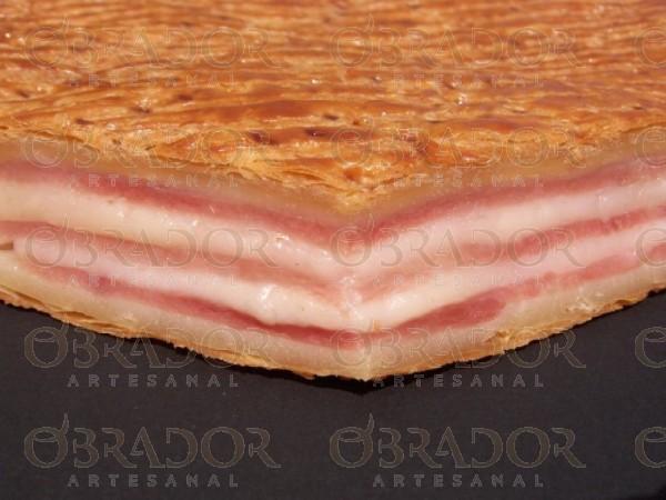 Empanada de jamón york y queso Marcos Conde